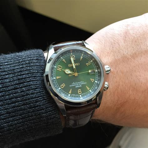 ***Official SARB017 Seiko Alpinist thread***   Page 44
