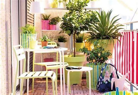 arredare balconi idee per arredare un balcone piccolo style it