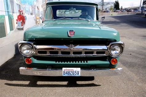 57 Ford Truck by 57 Emblem Ford Truck Enthusiasts Forums