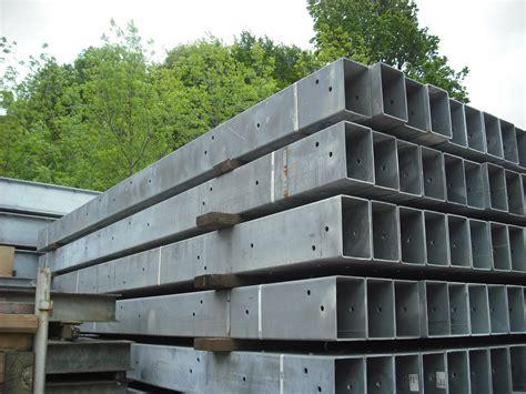 galvanised box section steel bridges bridge supply co