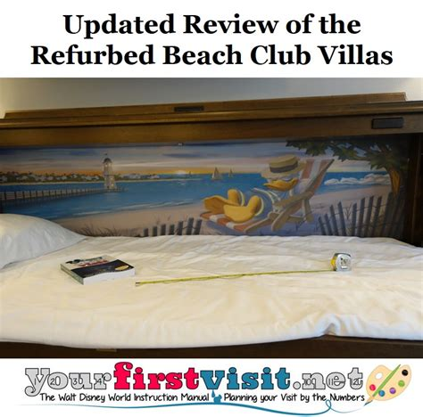 updated review of disney s refurbed beach club villas