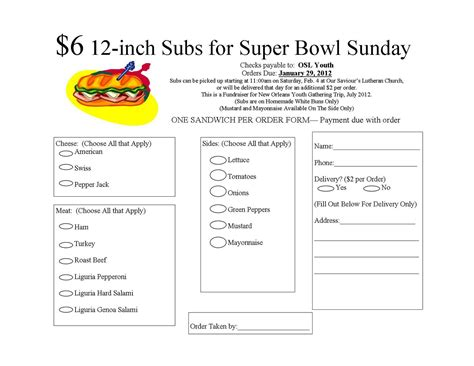 Sub Sale Order Form Template Quotes Quotes Sub Sale Order Form Template