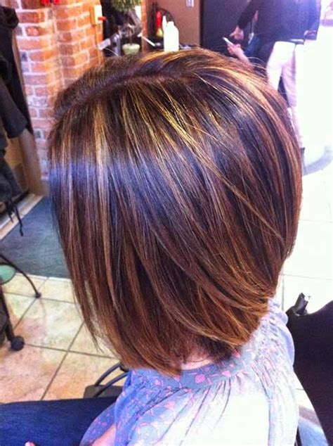15 best back view of bob haircuts short hairstyles 2017 15 best back view of bob haircuts short hairstyles 2017