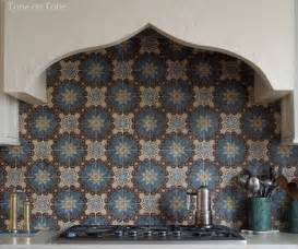 Moroccan Tile Kitchen Backsplash moroccan terra cotta tiled backsplash from mission tile west