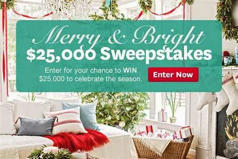 Bhg 25000 Sweepstakes - bhg parents merry bright 25 000 sweepstakes sweepstakesbible