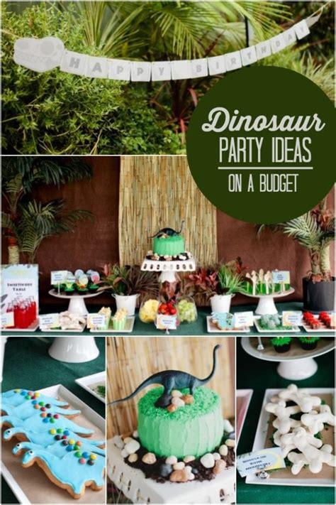 Ee  Boy Ee   Bash Dinosaur  Ee  Birthday Ee    Ee  Party Ee   On A Budget