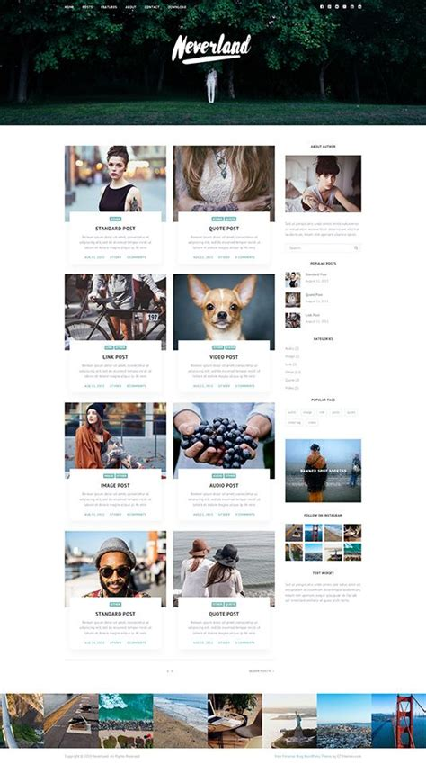 wordpress layout types 17 best images about wordpress themes info on pinterest