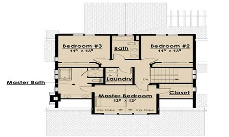single storey bungalow floor plan single story open floor plans bungalow floor plans without