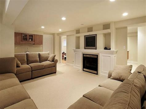 Finished Basement Flooring Ideas   Wanderpolo Decors : The
