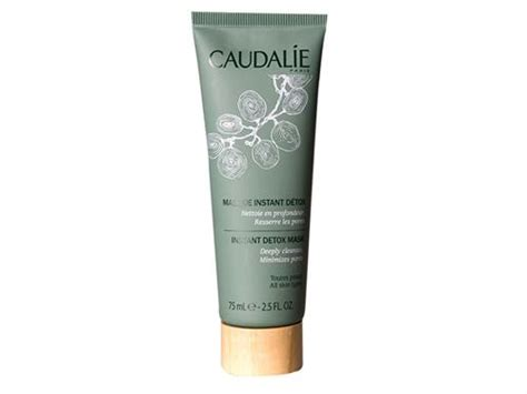 Caudalie Instant Detox Mask 75m by Caudalie Instant Detox Mask Clay Mask Lovelyskin