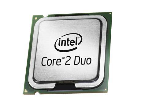 Processor Intel Core2 Duo E6600 2 40 Ghz Socket Lga 775 bx805576600 intel 2 40ghz core2 duo desktop processor