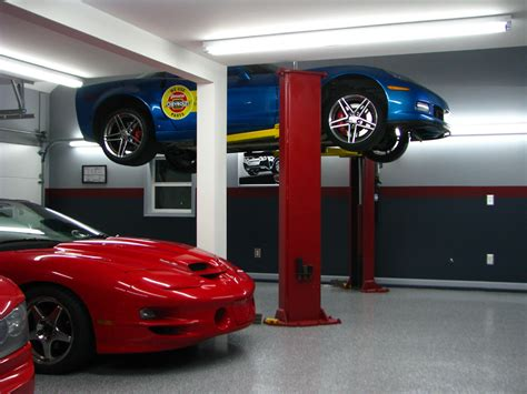 Low Ceiling Garage Lift by Low Ceilings Mohawks And Garage On