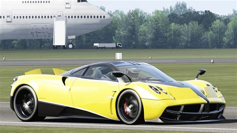 Top Gear Pagani by Pagani Huayra Top Gear Test Track Assetto Corsa
