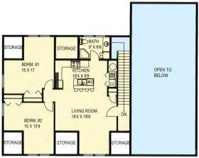garage floor plans with apartments above rv garage with apartment above 35489gh 2nd floor