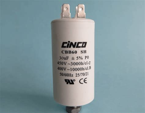 capacitor eletrolitico 30uf 30uf 400v 450vac cbb60a motor run capacitors cinco capacitor china ac capacitors factory