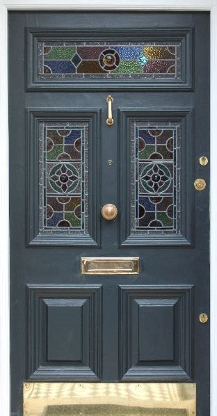Front Door Furniture Uk Front Doors With Leaded Light Voysey Jones