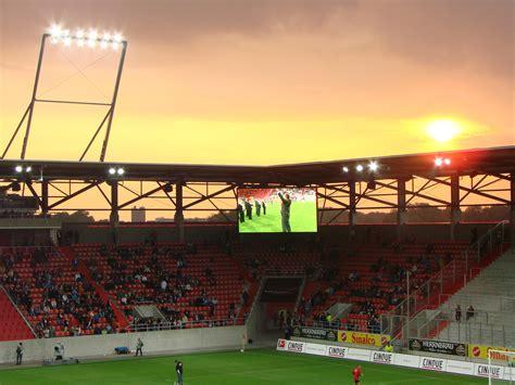 Audi Stade by Audi Sportpark Info Stades