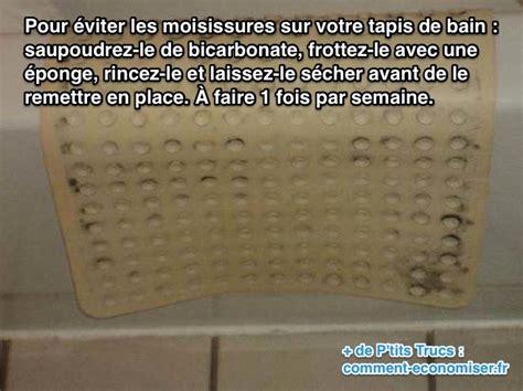 Tapis De Baignoire Anti Moisissure by Marre Des Tapis De Bain Qui Moisissent Voici La Solution