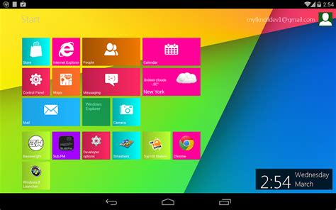 android themes of windows 8 metro ui launcher 8 1 pro google play の android アプリ