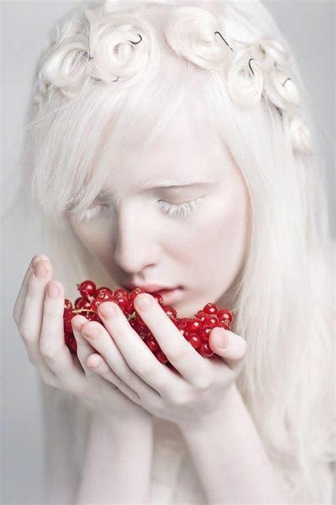 albino hair feel 192 best albino beauty images on pinterest