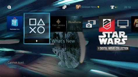 ps4 themes us store free star wars ps4 theme and more released on the