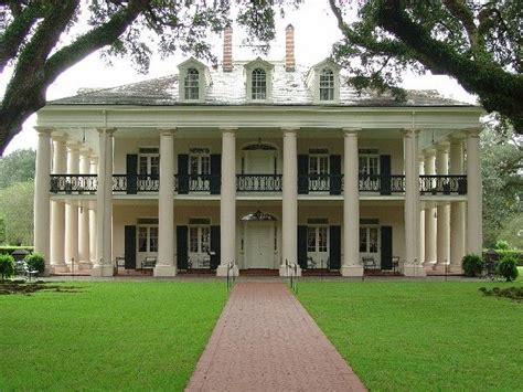southern plantation home oak alley plantation la dream home pinterest