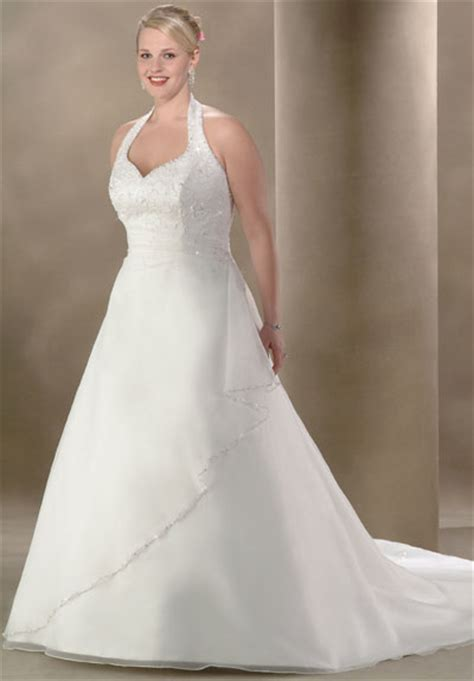 Alternative Wedding: cheap plus size wedding dresses