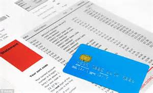 Unfair Credit Card Charges Template Ten Steps To Reclaim Credit Card Charges Daily Mail