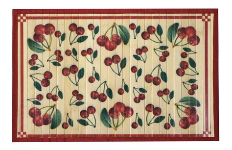 bamboo rug 3x5 bamboo mat for kitchen mats welcome mats or outdoor mats