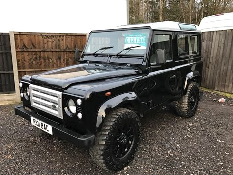 land rover defender 90 automatic used 1997 land rover defender 90 csw 300tdi automatic