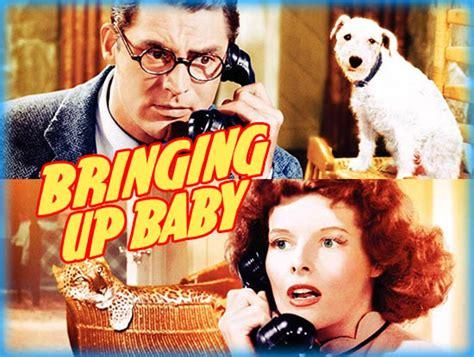 film bringing up baby bringing up baby 1938 movie review film essay