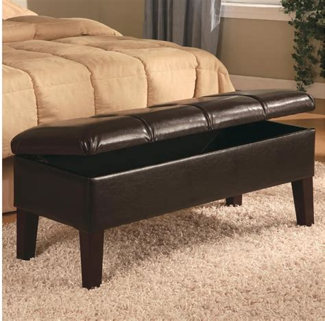bed bench diy bedroom storage bench seat pictures 03 small room decorating ideas