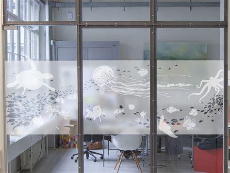 Milchglasfolie Scheibendesign Berlin