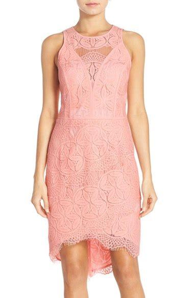 light pink summer dress casual high low hem dresses for summer 2016