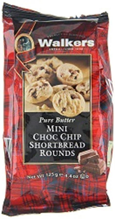 Abc Kopi Bag walkers shortbreat mini chocolate chip bags 6 x 4 4oz bags