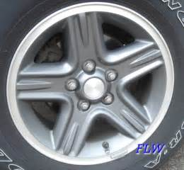 Jeep Liberty Wheels 2004 Jeep Liberty Oem Factory Wheels And Rims