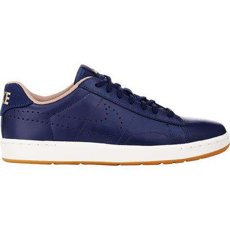 nike s tennis classic ultra sneakers in blue lyst