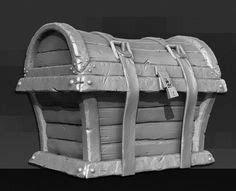 Max And Treasure Box by Pirate Treasure Chest 3d Model Search Pirate