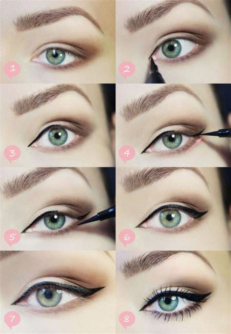 tutorial makeup for small eyes le maquillage simple en photos archzine fr