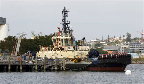 tugboat jobs newcastle svitzer confirms asbestos on newcastle tugs newcastle herald
