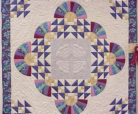 Fan Quilt Patterns by Fan Quilt Patterns Free Patterns
