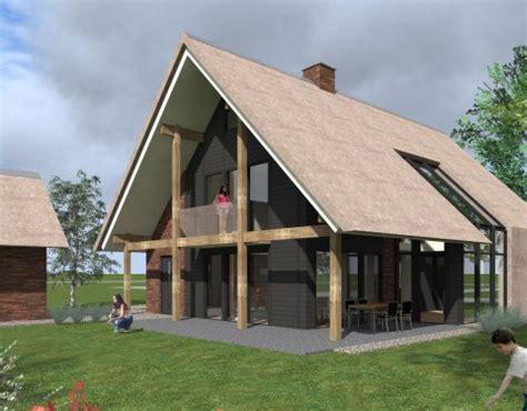 Zweeds Huis Bouwpakket by Zweedse Woning Bongers Architecten Bnabongers Architecten Bna