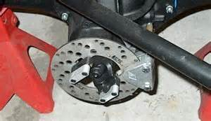 Brake Drive Systems Driveshaft Or Pinion Mounted Parking Emergency Brake