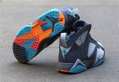Air 7 Retro Barcelona Day air 7 quot barcelona days quot release reminder sneakernews