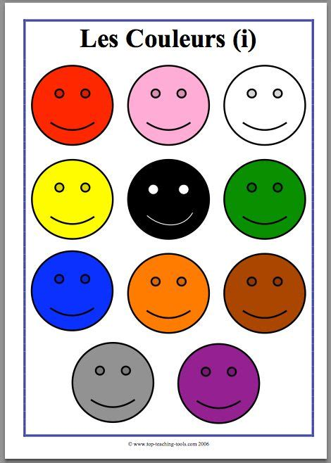 Colours Activity Learning Act Funlrn Col top teaching tools