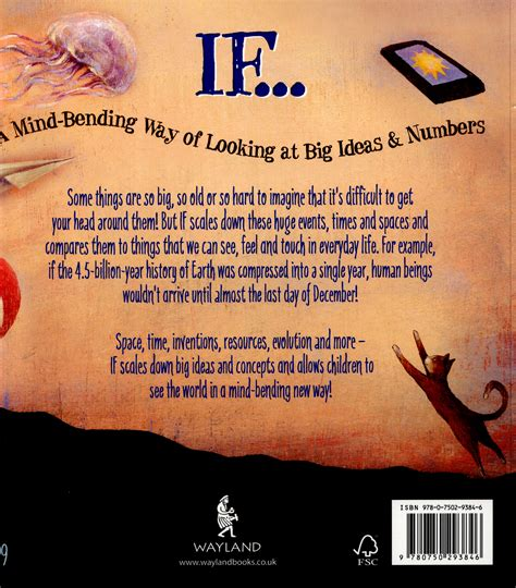 if a mind bending way if a mind bending way of looking at big ideas and numbers by smith david j 9780750293846