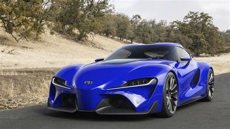 Toyota Ft1price Toyota Ft 1 Concept Colored Cars