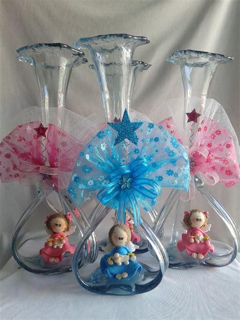 hermoso centro de mesa boda florero vidrio soplado novios hermoso centro de mesa bautizo florero vidrio soplado