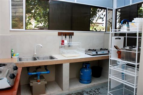 Dirty Kitchen Design | small kitchen design in philippines joy studio design