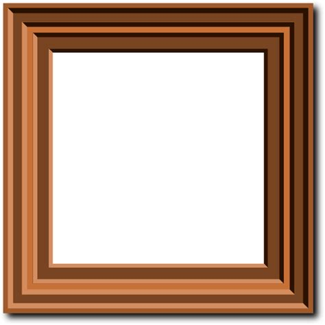frame clipart a photo frame clip at clker vector clip